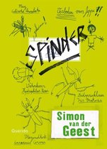 Boek cover Spinder van Simon van der Geest (Hardcover)