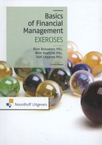 Boek cover Basics of financial management van M.P. Brouwers