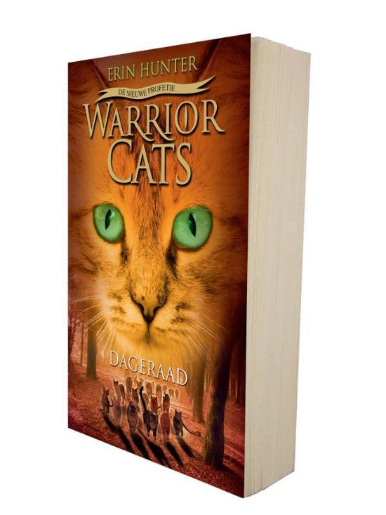 Warrior cats serie ii 3: dageraad