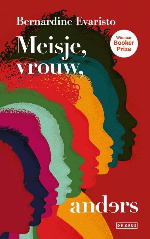 Boek cover Meisje, vrouw, anders van Bernardine Evaristo (Paperback)