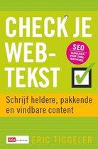 Check je  -   Check je webtekst