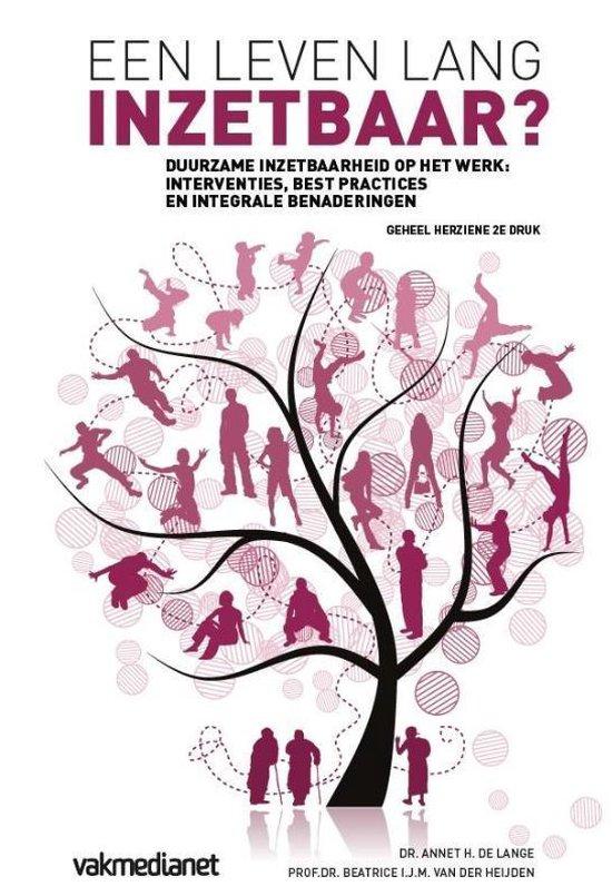 Boek cover Een leven lang inzetbaar? van  (Paperback)
