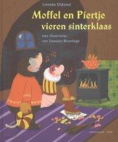 Moffel en Piertje  -   Moffel en Piertje vieren Sinterklaas