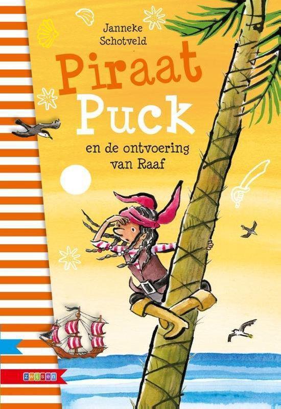 Supermeiden  -   Piraat Puck en de ontvoering van de Raaf