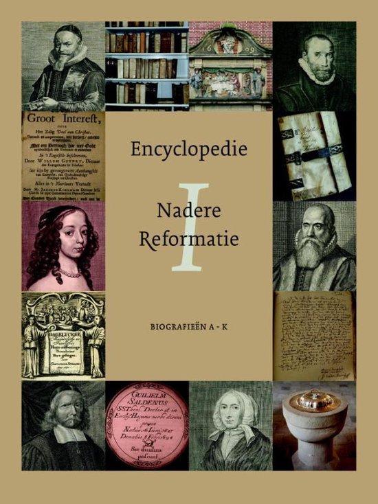 Encyclopedie Nadere Reformatie Deel 1 (AK)Biografisch