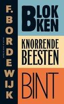 Boek cover Blokken; Knorrende beesten; Bint van F. Bordewijk (Paperback)