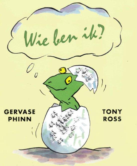 Boek cover Wie ben ik? van Gervase Phinn (Hardcover)