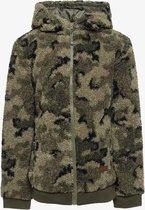 Mountain Peak kinder outdoor fleece vest - Groen