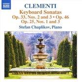 Keyboard Sonatas, Op. 33, Nos 2 And