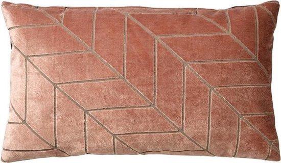Dutch Decor Sierkussen Elisa 30x50 cm Muted Clay