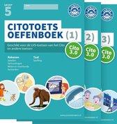 Delen 1, 2 en 3  -   Citotoets Oefenboeken deel 1, 2 en 3 groep 5