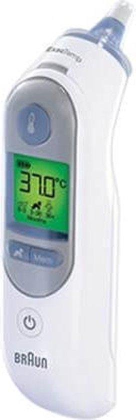 Afbeelding van Braun IRT 6520 ThermoScan 7 MNLA - Lichaamsthermometer