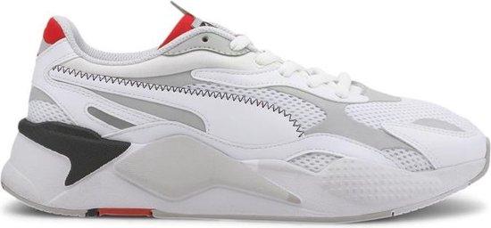 Puma RS-X³ Millenium - Sneakers - Wit/Grijs - Maat 38
