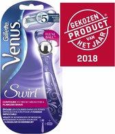Gillette Venus Swirl Scheermes - extra smooth