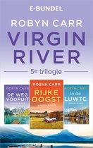 Boek cover Virgin River 5e trilogie van Robyn Carr (Onbekend)