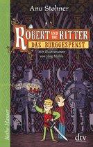Omslag Robert und die Ritter 3, Das Burggespenst