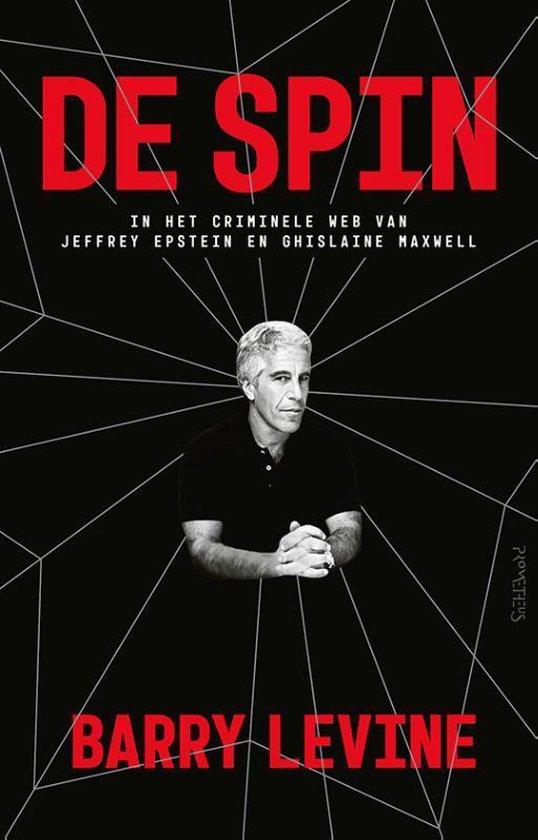Boek cover De spin van Barry Levine (Paperback)
