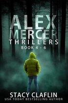 Alex Mercer Thrillers Box Set: Books 4-6