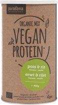 Vegan Protein Erwt & Rijst - Banaan Vanille (400 Gram) - Purasana