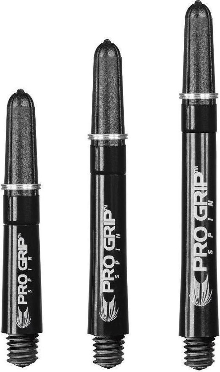 Target Pro Grip Spin Black - Medium