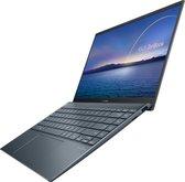 "ASUS ZenBook 14 UM425IA-AM079T Notebook 35,6 cm (14"") 1920 x 1080 Pixels AMD Ryzen 5 8 GB LPDDR4x-SDRAM 512 GB SSD Wi-Fi 6 (802.11ax) Windows 10 Home Grijs"