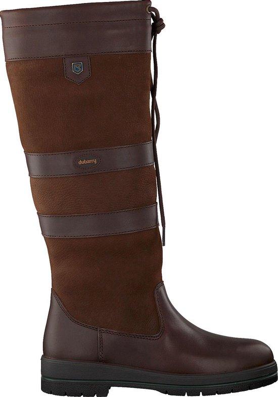Dubarry Galway Boot Walnut | Laarzen, Leren laarzen
