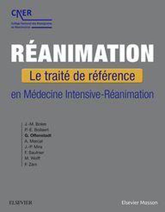 Boek cover Réanimation van Georges Offenstadt (Onbekend)