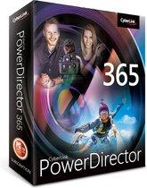 CyberLink PowerDirector 365 (1 Jaar abonnement) - Windows Download
