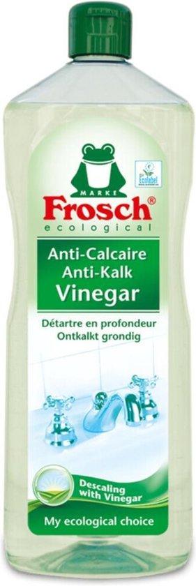 10x Frosch Anti-Kalk Azijnreiniger 1000 ml