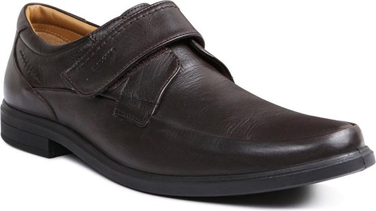 Sledgers Joute Leather Brown - Maat 42