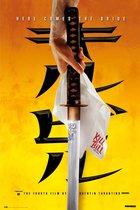 Kill Bill poster Katana Hanzo zwaard Bride Tarantino 61 x 91.5 cm