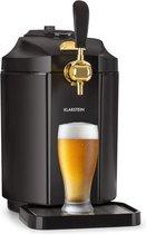 Skal biertap bierkoeler 5l vaten CO2 - rvs
