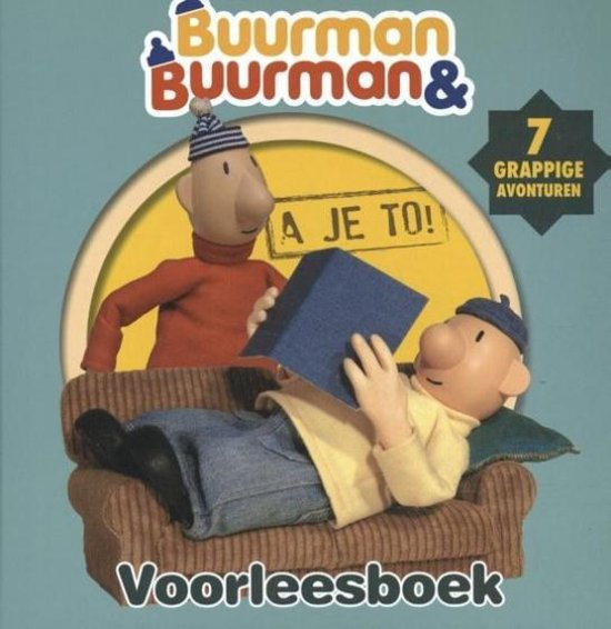 Buurman & Buurman Voorleesboek