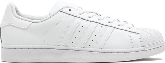 adidas Superstar FOUNDATION Heren Sneakers -  Ftwr White/Ftwr White/Ftwr White  - Maat 46