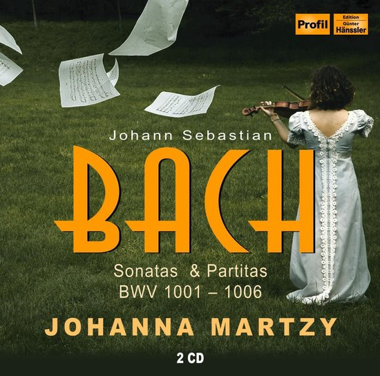 Bach Sonatas And Partitas