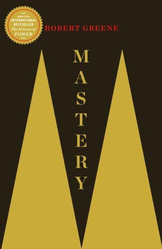 Boek cover Mastery van Robert Greene