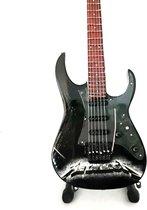 Miniatuur gitaar Metallica