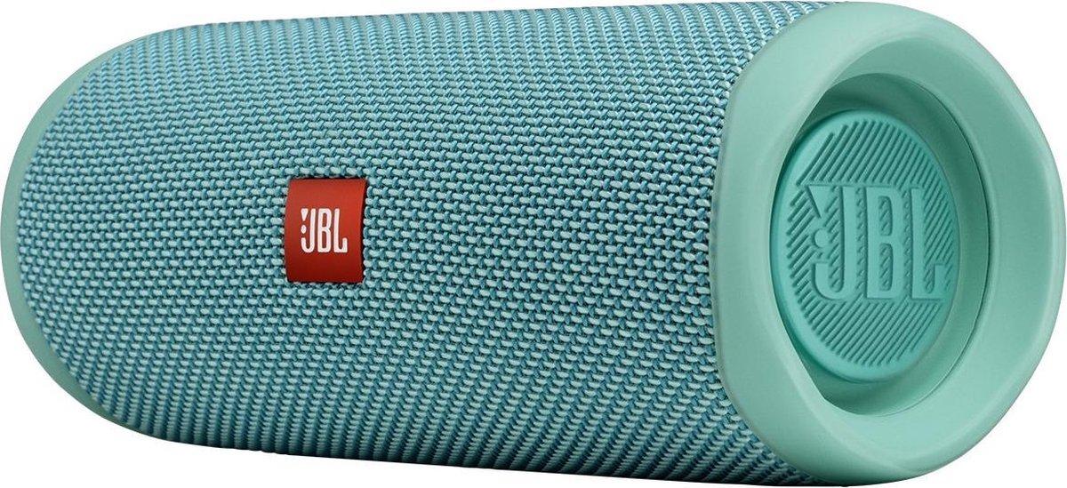 JBL Flip 5 Turquoise - Draagbare Bluetooth Speaker