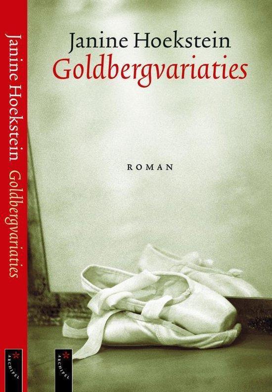Goldbergvariaties + Cd - J. Hoekstein |