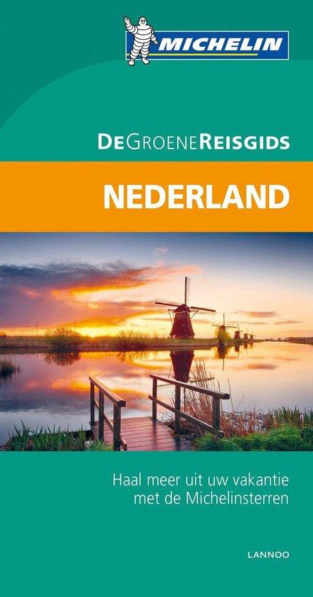 De Groene Reisgids - Nederland - Michelin |