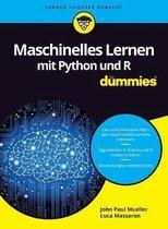 Boek cover Maschinelles Lernen mit Python und R fur Dummies van John Paul Mueller