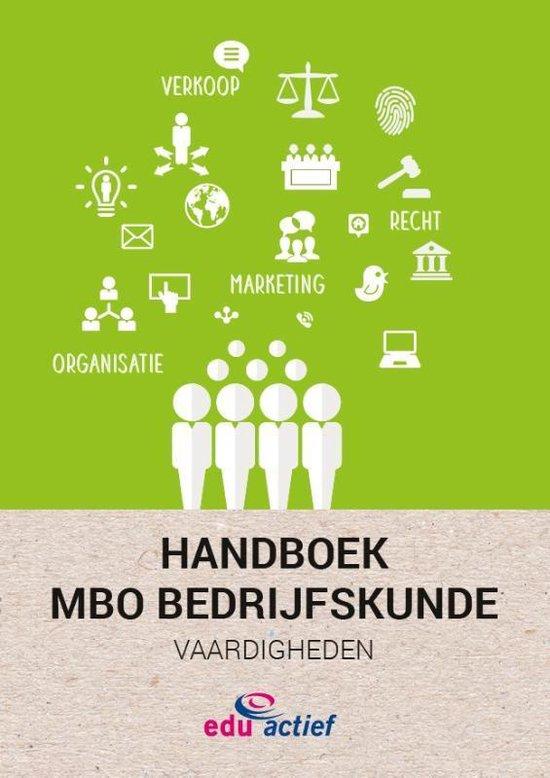 Scoren.info - Handboek mbo Bedrijfskunde - Cornelie de Ruiter | Fthsonline.com