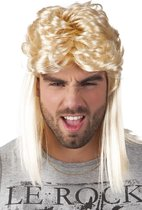 Pruik Larry - Blond