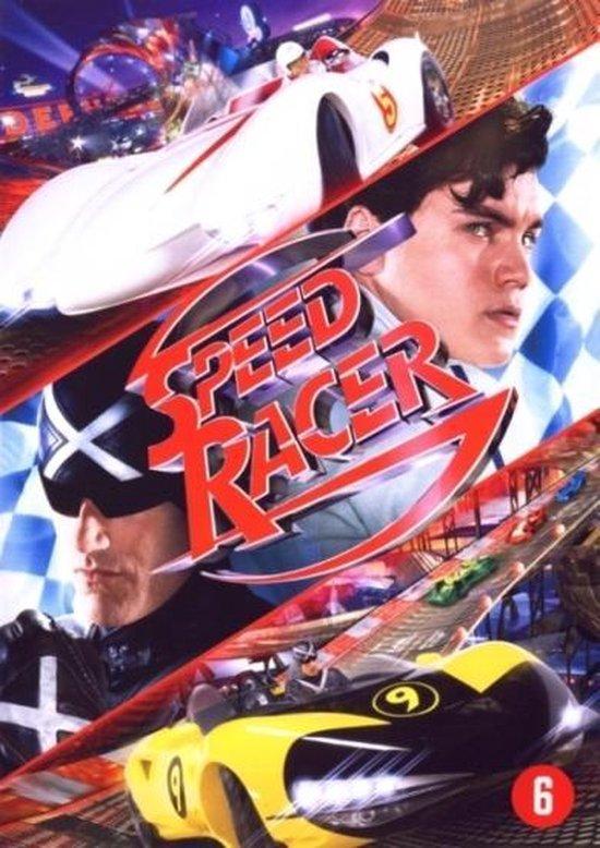 Cover van de film 'Speed Racer'