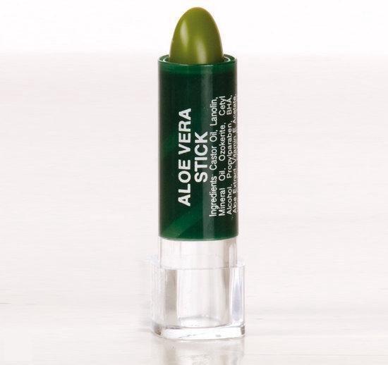 Aloë Vera Lippenbalsem Transparant Voor droge lippen