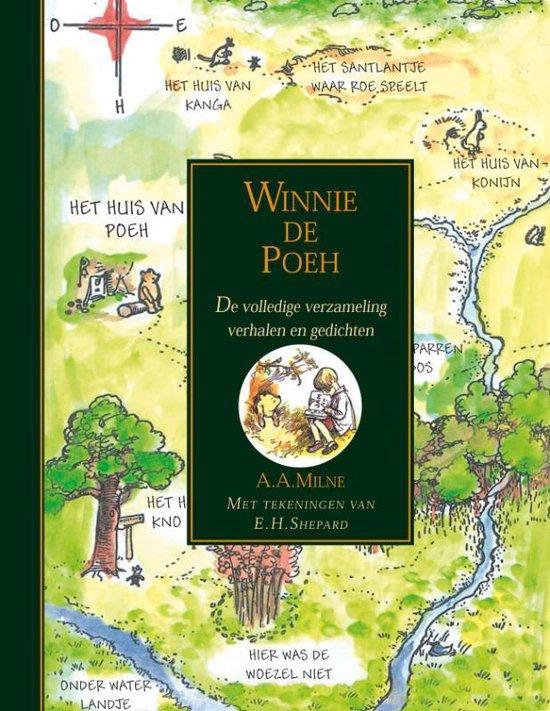 Winnie de Poeh, de volledige verzameling verhalen en gedichten - Andrew Grey |