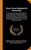 Three Tracts Published at Amsterdam