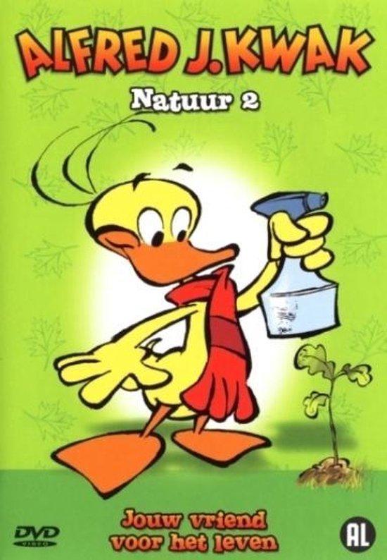 Cover van de film 'Alfred J.  Kwak - Natuur 2'