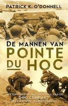 Boek cover De mannen van Pointe du Hoc van Patrick K. ODonnell (Onbekend)