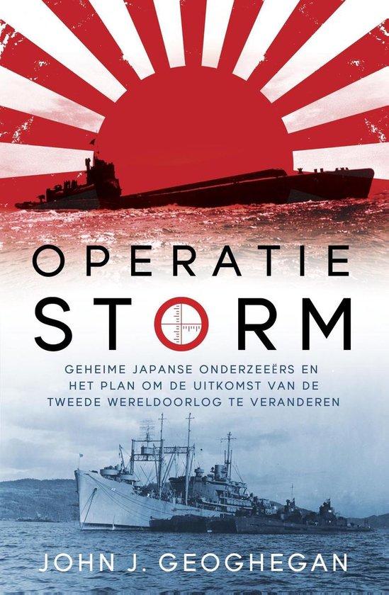Operatie Storm - John J. Geoghegan |